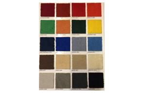 Revêtement de sol événementiel textile